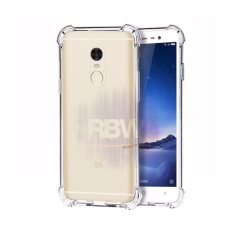 Rainbow Case Anti Crack Xiaomi Redmi Note 4X Transparan / Soft Case Anti Shock Redmi Note4x