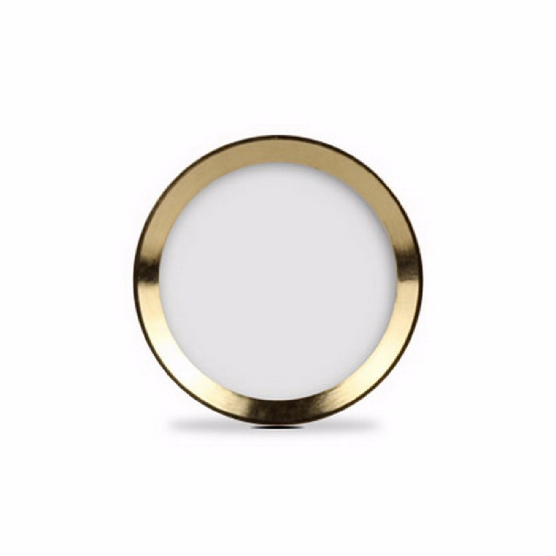 Bendoel Metal Aluminium Touch ID Home Button Sticker for Apple iPhone iPad iPod Mini Air 1 / 2 / 3