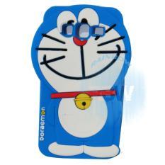 Rainbow Silikon Case 3D Samsung Galaxy Grand Prime G530 Case 4D Caracters Doraemon / Casing Samsung Grand Prime / Soft Case Boneka Doraemon Samsung G530 - Doraemon