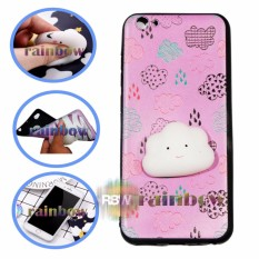 Rp 37.900. Rainbow SQUISHY Case Oppo A39 Squishy Cloud Pinky / Custom Case Squishy For ...