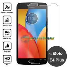 Rainbow Tempered Glass Motorola Moto E4 Plus / Screen Protector Motorola E4 Plus  / Anti Gores Kaca Motorola Moto E4+ / Temper Motorola E4+ - Clear