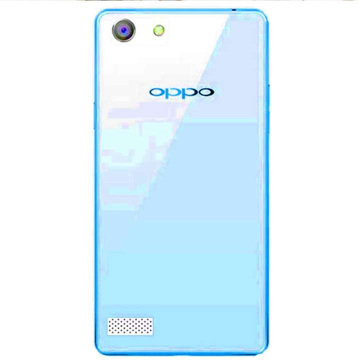 low priced 30a32 04399 Ultrathin Softcase Oppo Neo 7 A33 Biru - Daftar Update Harga Terbaru ...