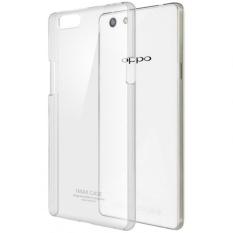 Rainbow Ultrathin Jelly Case Oppo R1X R8207 Clear Luxury Soft Case Anti Jamur Air Case 0.3