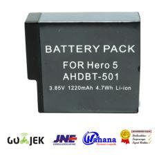 Rajawali Battery Ahdbt 501 For Gopro Hero 5 Diskon Jawa Barat
