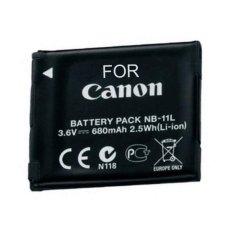 Rajawali battery NB-11L for Canon IXUS 145/SX400 IS/IXUS 140