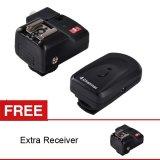 Beli Rajawali Flash Trigger Pt 04 Ne For Canon Nikon Extra Receiver Cicilan