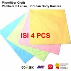 Rajawali Kain Microfiber Pembersih Lensa Kamera - LCD - Body DSLR & Mirrorless