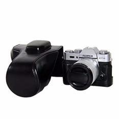Harga Rajawali Leather Case For Fujifilm X T10 Hitam Satu Set