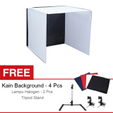 Jual Rajawali Portable Mini Studio Kit Light Tent Online