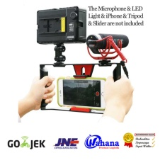 Rajawali Rig Smartphone - Bracket Video - for VLOG and Photography