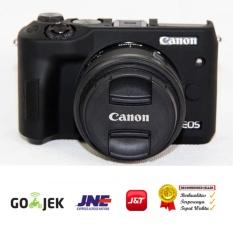 Jual Rajawali Silicone Case For Canon Eos M6 Hitam Rajawali Branded