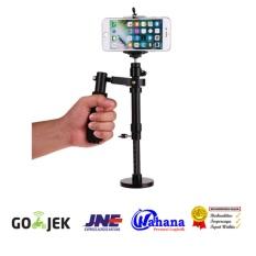 Rajawali Steadicam Stabilizer S-30 - For Smartphone-Gopro-Handycam-Mirrorless