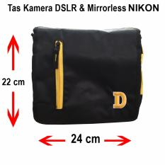 Rajawali Tas Kamera DSLR & Mirrorless Nikon - E416 - Murah - Big Space