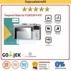 Rajawali Tempered Glass Screen Protector Anti Gores For Fujifilm X-A10