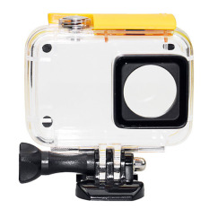 Jual Beli Rajawali Waterproof Case For Xiaomi Yi 2 Yellow