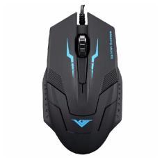Harga Rajfoo I5 Optical Wired Usb Gaming Mouse 1600 Dpi Black Blue Rajfoo Original