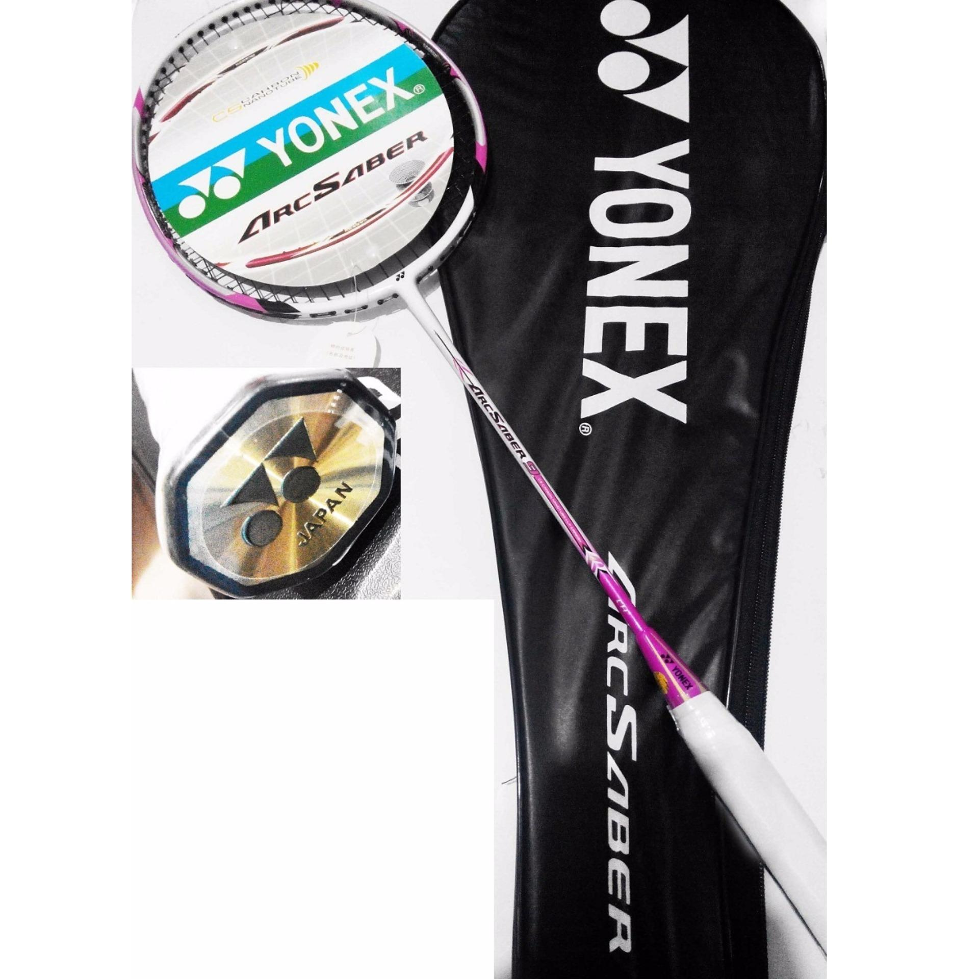 Review Raket Badminton Yonex Arcsaber 9 Series Di North Sumatra