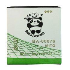 Daftar Harga Baterai Battery Double Power Double Ic Rakkipanda Mito Fantasy U Mito A60 Ba 00076 5500Mah Rakkipanda