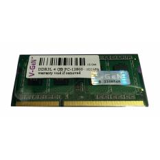 Jual Ram Ddr3 Sodimm V Gen 4Gb Pc12800 1600Mhz Memory Laptop Vgen Branded