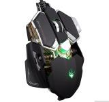 Harga Rama G10 Mesin Game Metal Custom Pemrograman Makro Game Mouse Hitam Intl Oem Tiongkok