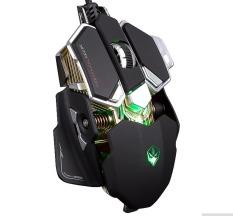 Rama G10 Mesin Game Metal Custom Pemrograman Makro Game mouse Hitam-Intl