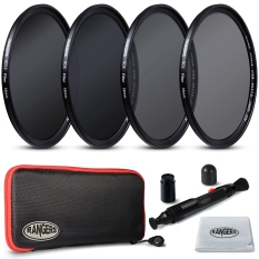 Harga Rangers Nd2 Nd4 Nd8 Nd16 Set Filter 58Mm Kepadatan Netral Slim Hd Mrc Ra18 4 Buah Termurah