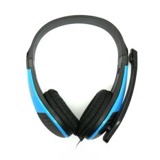 Beli Raoop Headset R 688 Biru Raoop Murah