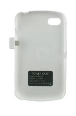 Toko Rapid Power Bank Case For Blackberry Q10 M100A 2800 Mah Putih Murah Di Dki Jakarta