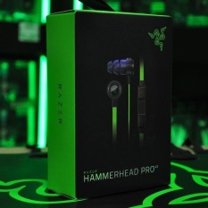 Diskon Razer Hammerhead V2 Pro In Ear Dengan Mic Gaming Headset Kebisingan Isolasi Stereo Deep Bass Ponsel Komputer Earphone Branded