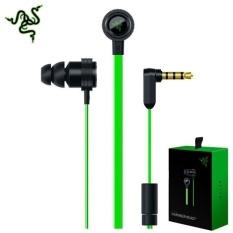 Hammerhead V2 Pro In-Ear dengan MIC Gaming Headset Kebisingan Isolasi Stereo Deep Bass Ponsel