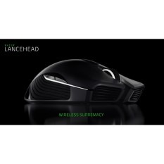 Razer Lancehead Wireless - Hitam , Black