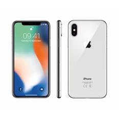 Ready Stock Iphone X 256GB Silver Garansi RESMI APPLE Internasional