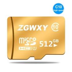 Real Capacity Micro Sd Card Class10 32GB Memory Card 128GB 256GB 512GB TF Card Cartao De Memoria Memory Flash Microsd Adapter - intl