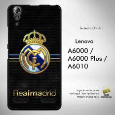 Real Madrid 2 Casing Custom Lenovo A6000 / A6000 Plus Case Cover