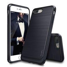 Rearth Ringke Onyx Soft Case iPhone 7+ Plus Casing Cover - Biru