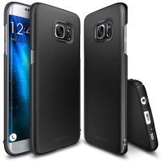 Rearth Samsung Galaxy S7 Edge Case Ringke Slim - Hitam