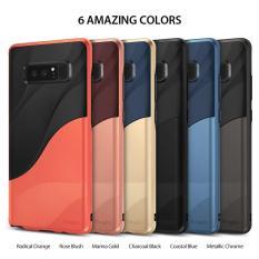 Rearth Samsung Note 8 Wave - Radical Orange