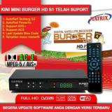 Review Receiver Matrix Burger S1 Hd Pvr Bisskey Powervu Tanberg V2 Autorol Jawa Timur