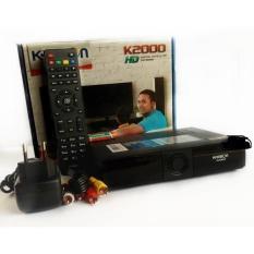 Receiver Parabola K-Vision KU Band K2000 Cartenz HD Kvision (Prepaid)