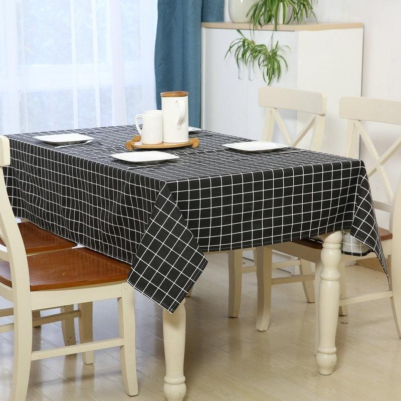 Diskon Rectangular Tablecloth For Restaurant Kitchen Picnic 140 180Cm Intl Oem Tiongkok