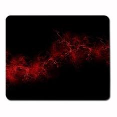 Garis Merah Big Gaming Mouse Pad Rast Edge Kecepatan Mouse Versi Mousepad Mat untuk LOL CS Dota 2-Intl