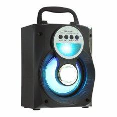 Beli Redmaine Ms 229Bt Portabel Bluetooth Speaker Bass Led Backlight Fm Aux Input Intl Di Tiongkok