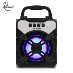 Redmaine MS-305BT Speaker Portabel Bluetooth dengan LED Lampu 3 Inch Unit Pengemudi-Intl
