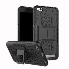 Harga Redmi 5A Kasus Ruilean Dua Lapis Robot Armor Hardcase Hybrid Shockproof Stand Case Cover Untuk Xiaomi Redmi 5A Hitam Branded
