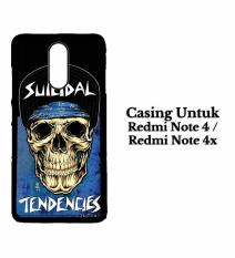 REDMI NOTE 4 Case tendencies Hard casing cover