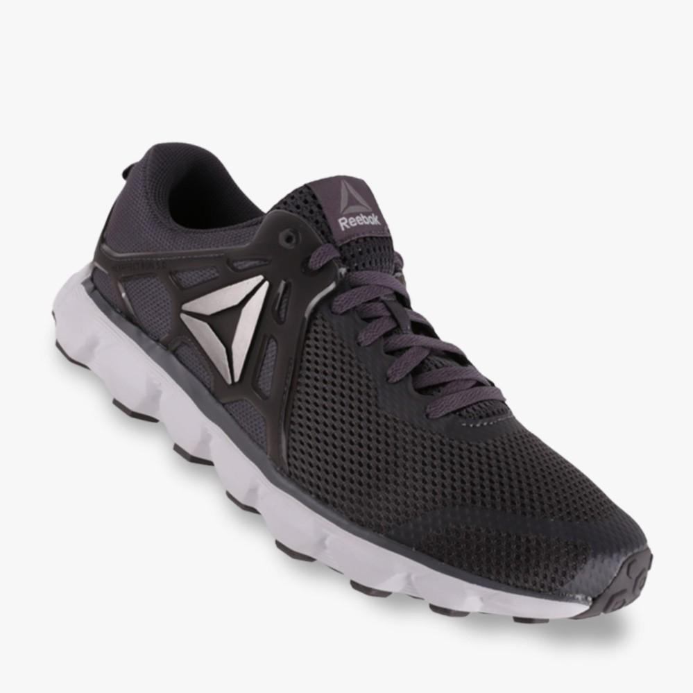 Reebok Hexaffect Run 5.0 Asteroid Men's Running Shoes - Abu-abu