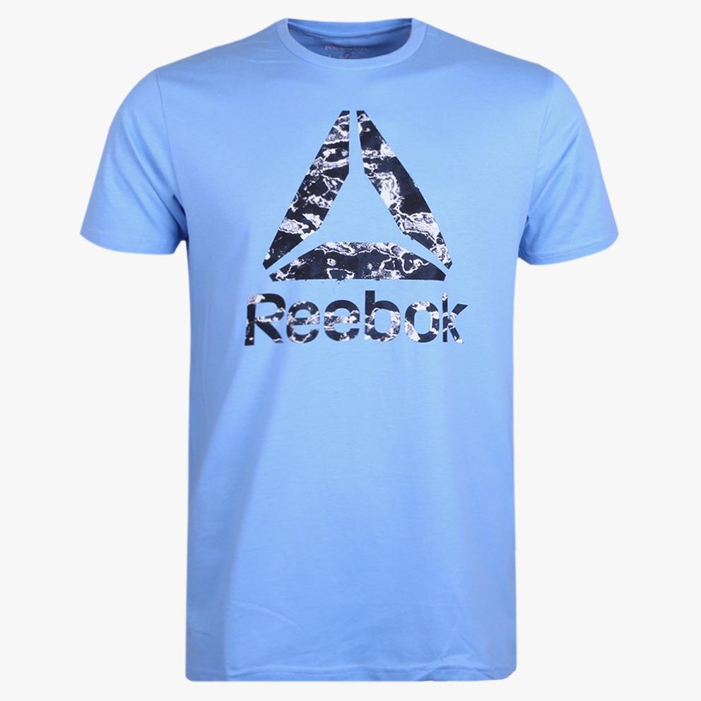Harga Reebok Men S T Shirt Biru Terbaru