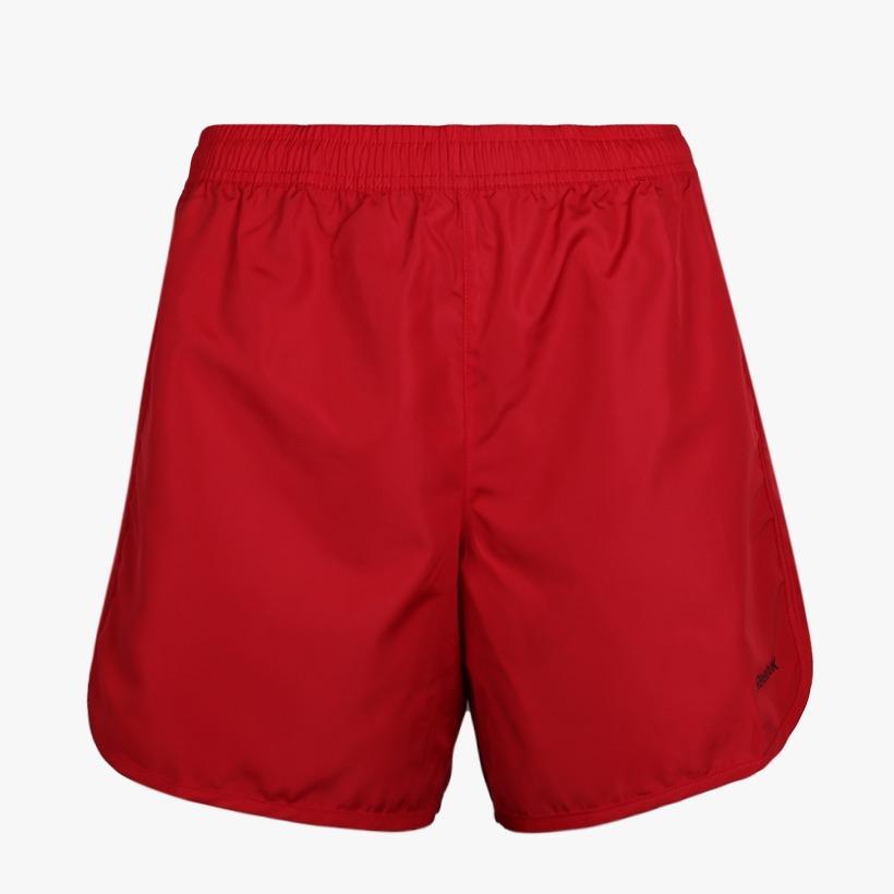 Reebok Women S Shorts Merah Reebok Diskon 50