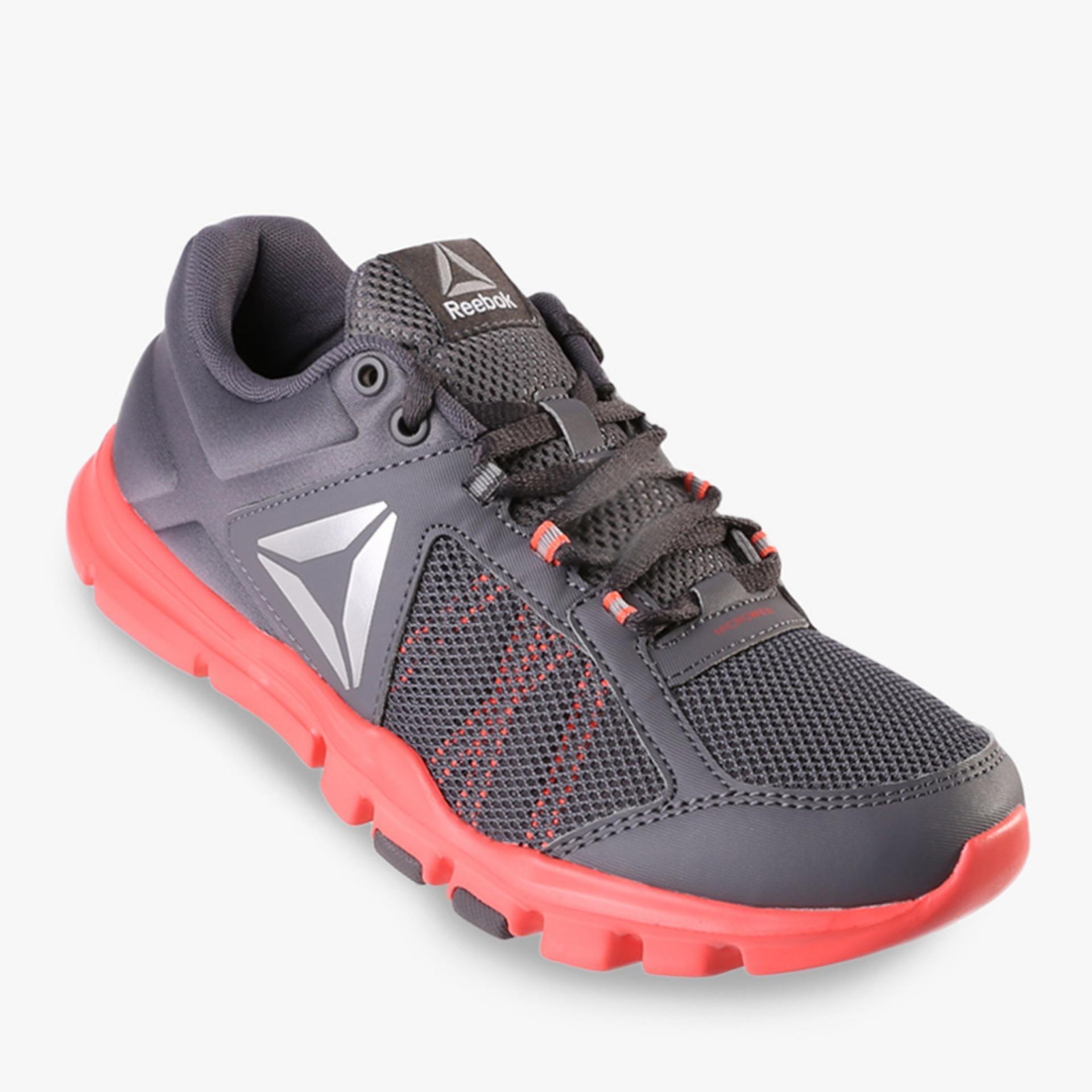 Spesifikasi Reebok Yourflex Trainette 9 Mt Women S Training Shoes Abu Abu Baru
