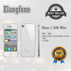 Review Tentang Apple Iphone 4 16Gb Putih Garansi 1 Tahun Original